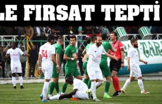 KALE FIRSAT TEPTİ 3-4
