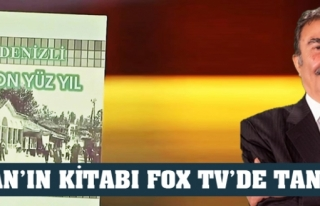 ATAMAN'IN KİTABI FOX TV'DE TANITILDI